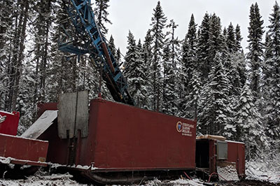 VONE Reports Further Drilling Results from Mont Sorcier